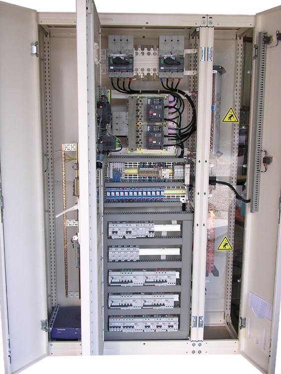 Tgbt bts dec industrie - Catalogue armoire electrique schneider ...